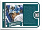Antti Niemi 2013-14 In The Game Between The Pipes Game Used Jersey