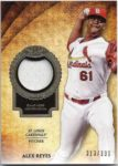 Alex Reyes 2017 Topps Tier One Game Used Jersey 313/331