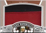 Ben Jones 2015-16 Leaf Genesis Epic Materials Jumbo Patch 44/50