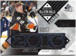 Corey Perry 2016-17 Upper Deck SP Game Used All Star Quad Jersey 79/99