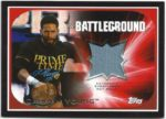 Darren Young 2016 Topps Battleground Event Used Ring Mat 64/199
