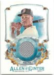Mookie Betts 2017 Topps Allen and Ginter Jersey