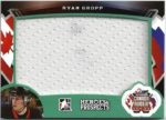 Ryan Gropp 2015-16 In The Game Heroes and Prospects Jumbo Jersey 15/25